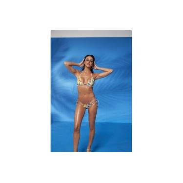 Biquini Labellamafia Beachwear Estampa Floral Original