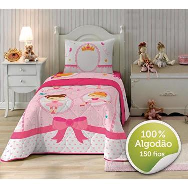 b1de6e5b11 Jogo de Cama - Solteiro - Ballet - 3 Peças - 100% Algodão - 150