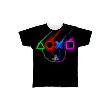 Camiseta Camisa Playstation X Box Controle Jogos Jogo Game 9