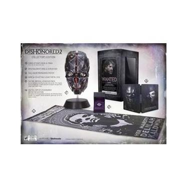 Dishonored 2 - Premium Collector`s Edition PS4