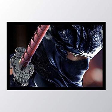 Quadro com moldura Ninja Gaiden Sigma