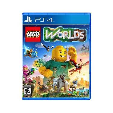 LEGO Worlds Jogo para PlayStation 4-1000629227