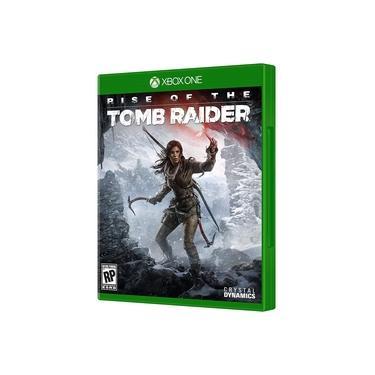 Jogo Rise of the Tomb Raider Xbox One