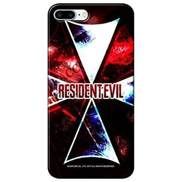 Capa Personalizada Apple iPhone 7 Plus - Resident Evil - RD02