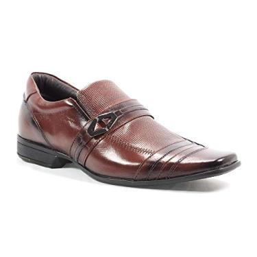 Sapato Masculino Social Marrom Rafarillo 41