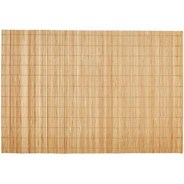 Jogo Americano Bambu com 4 Unidades 30X45 Mimo Style