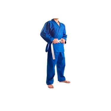 Kimono Judô Shiroi Reforcado Com Faixa