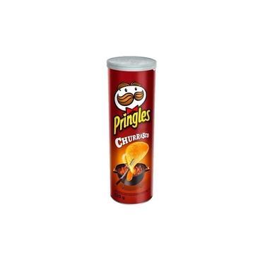 Salgadinho Batata Pringles Churrasco 120g