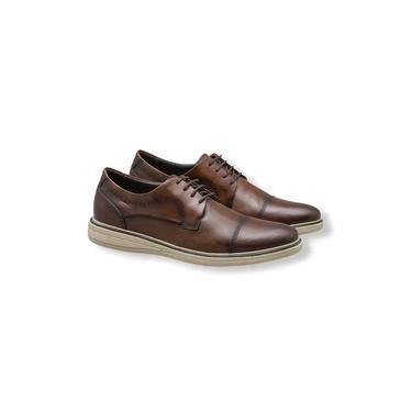 Sapato Democrata Masc 273101-002 Cor Tabaco