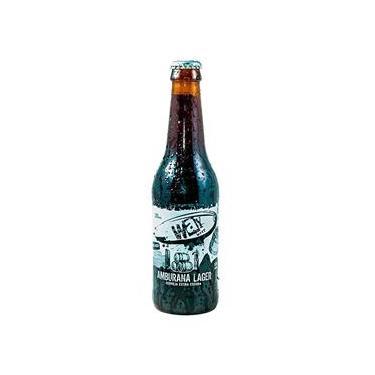 Imagem de Cerveja Extra Escura Way Beer Amburana Lager 355Ml