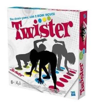 Imagem de Jogo Brinquedo Twister Original Da Hasbro