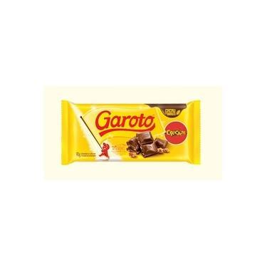 Barra de Chocolate Crocante Garoto 90g
