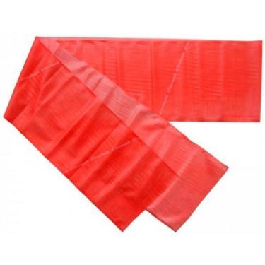 Faixa elástica 1,5m - Thera Band - 1,5m - Vermelho - Médio
