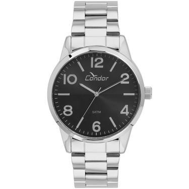 3c99ee7ffbb Relógio Condor Casual Metal Prata - CO2035KVA K3P masculino