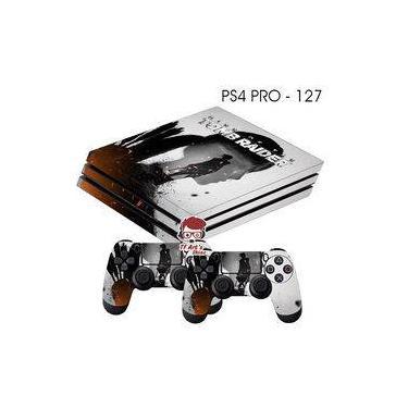 Skin PS4 Pro Tomb Raider