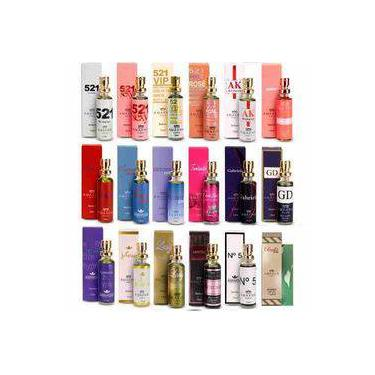 Revenda Amakha Paris Kit 10 Perfumes - 15ml cada