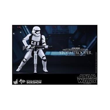 Imagem de Star Wars First Order Stormtrooper Heavy Gunner - Sixth Scale Collective Figure