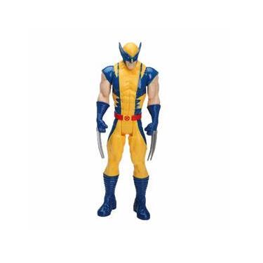 Boneco Wolverine Marvel 30cm Vingadores Hasbro