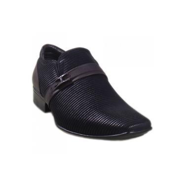 Sapato Mandara Air Bag Jota Pe Couro 78701