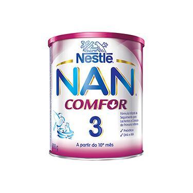 Nan Comfor 3 800g - Nestlé