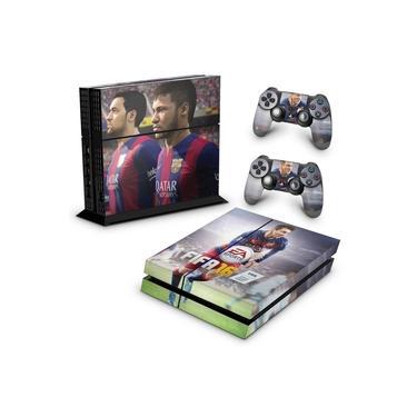 Skin Adesivo para PS4 Fat - Fifa 16