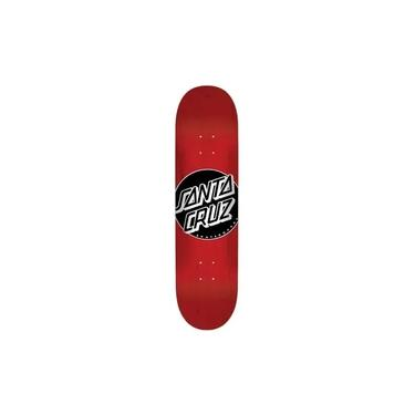 Shape Maple Santa Cruz Classic Dot Red 8.6