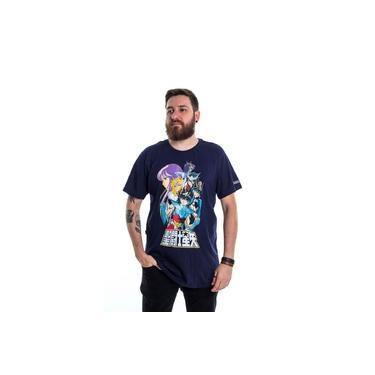 Camiseta Cavaleiros do Zodíaco Bronze