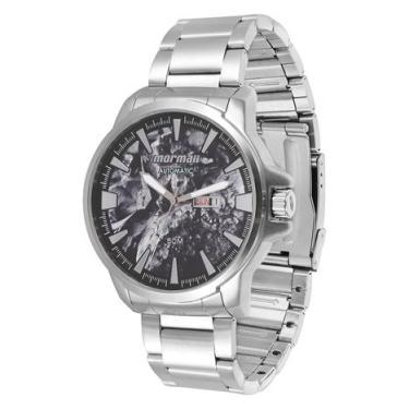 dc622ad39dc Relógio Masculino Mormaii Automatic MO8205AB 3P
