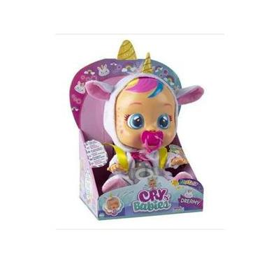 Boneca Cry Babies Dreamy - Multikids