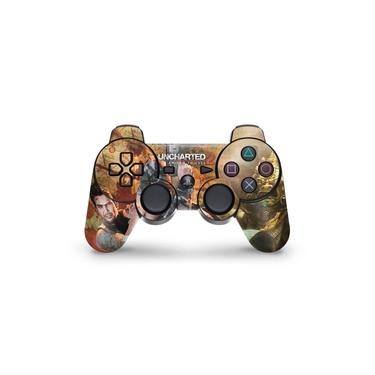Skin Adesivo para PS3 Controle - Uncharted 2