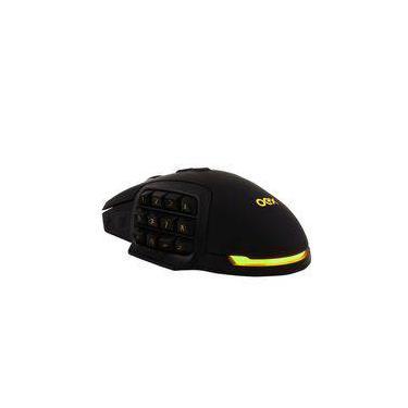 Mouse Gamer Shadow MS314 10000dpi, Macro, Led