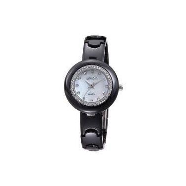 Relógio de Pulso R  100 a R  200 Cerâmica   Joalheria   Comparar ... 172b4ec058