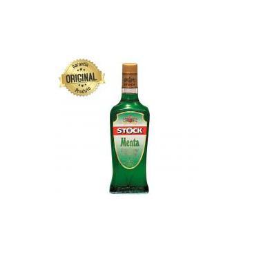 Licor Creme de Menta Garrafa 720ml - Stock