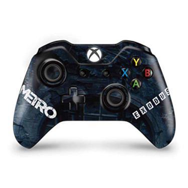 Skin Adesivo para Xbox One Fat Controle - Metro Exodus