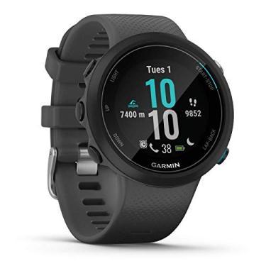 Imagem de Monitor Cardíaco de Pulso com GPS Garmin Swim 2 Preto EU
