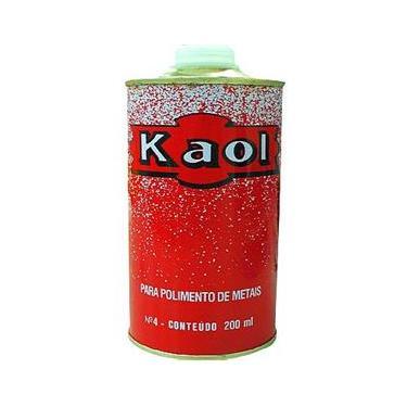 Kaol para polimento e brilho com 200 ml - Britsh