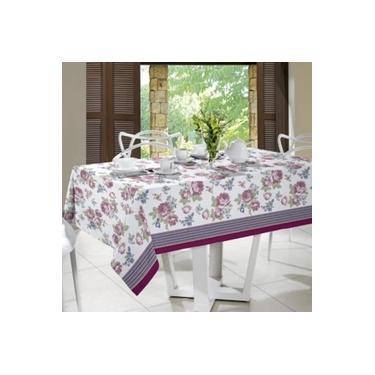 Imagem de Toalha de mesa retangular Santista Royal Elza