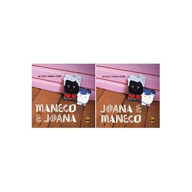 Maneco e Joana - Reber, Ana; Fajardo, Fernanda - 9788563420428