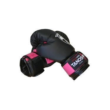 Luva Boxe MuayThai Tanoshi Pink