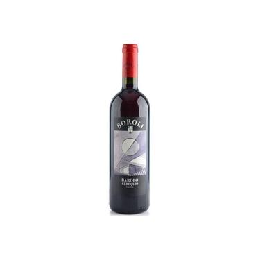 Vinho Tinto Italiano Boroli Barolo Cerequio 2006 750ml