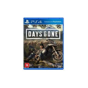Game Days Gone - PS4 - dublado em português
