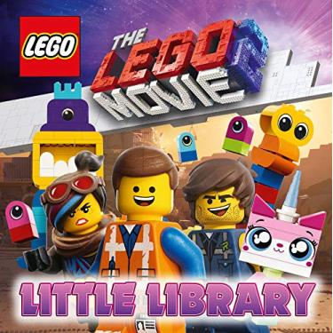 LEGO Movie 2 Little Library