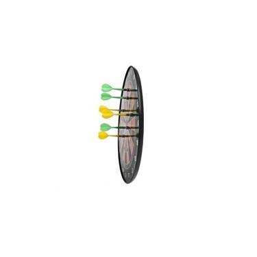 Jogo De Dardos Tabuleiro Magnético Pequeno Alvo 35cm com 6 Dardos