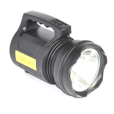 Lanterna Led Holofote T6 Recarregável 30w Alta