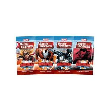 Imagem de Pack De Cartas Marvel Battle Scenes Múltiplas Identidades