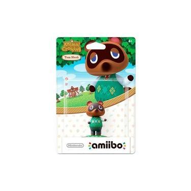 Nintendo Amiibo: Tom Nook - Animal Crossing - Wii U e New Nintendo 3DS