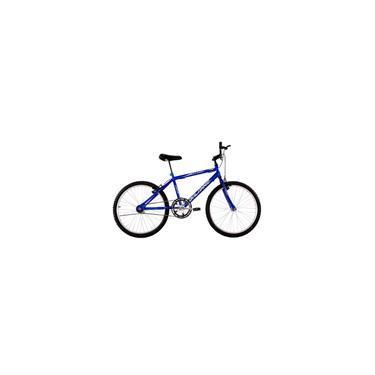 Imagem de Bicicleta Aro 26 Masculina Sport Sem Marcha Azul