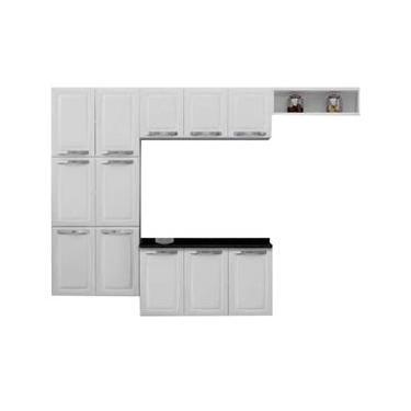 Imagem de Cozinha Compacta Itatiaia Daniele com 12 Portas - Branca