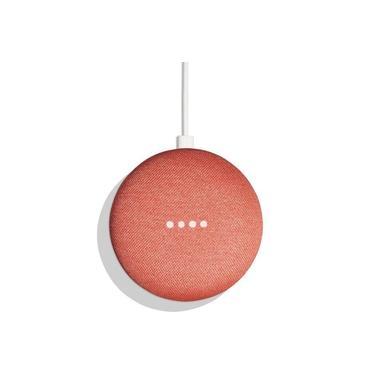Speaker Google Home Mini - Laranja