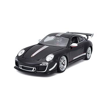 Imagem de Carro Burago 1.18 Plus Porsche 911 Gt3 RS 4 Maisto Branco